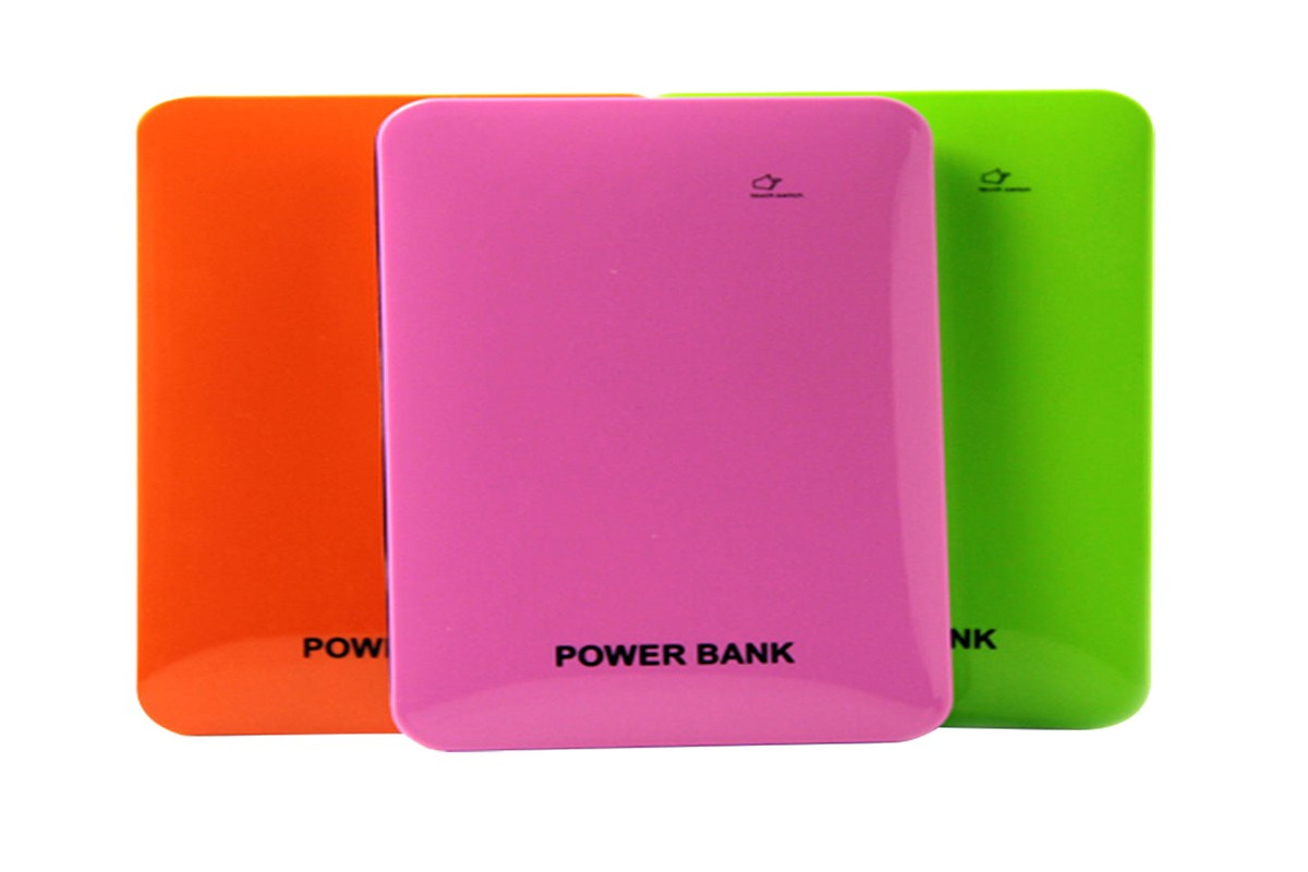 powerbank colorate